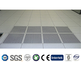Steel Grating Air Flow Access Floor