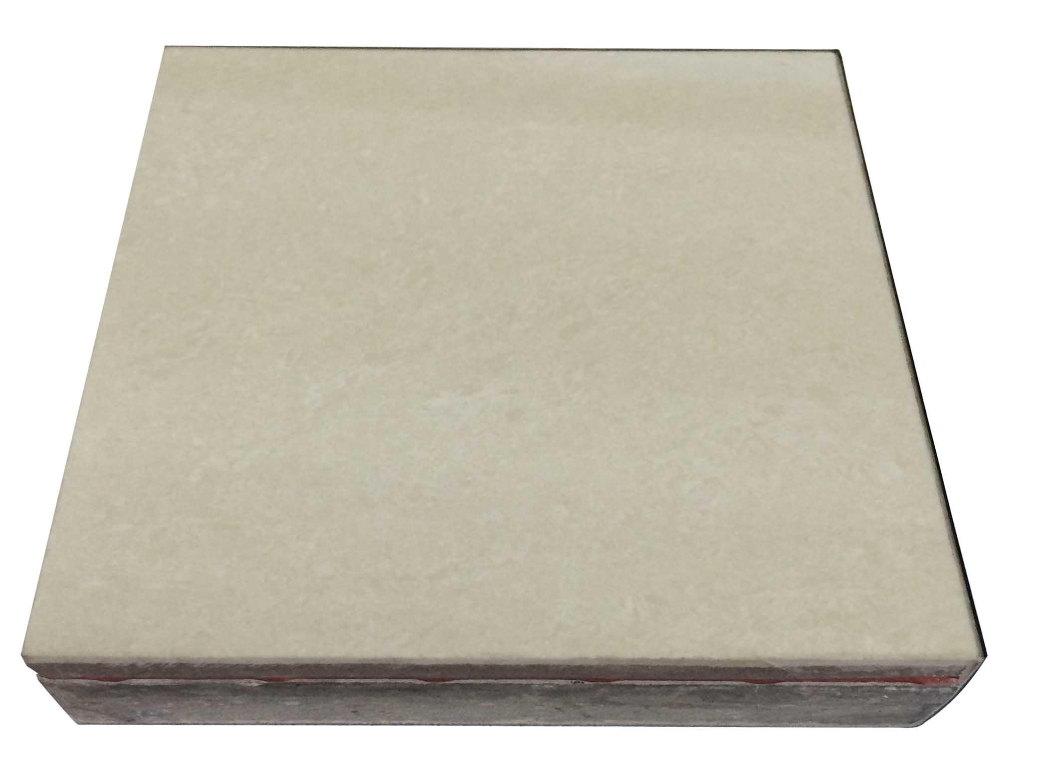 Calcium Sulphate Panels With Ceramic Finish